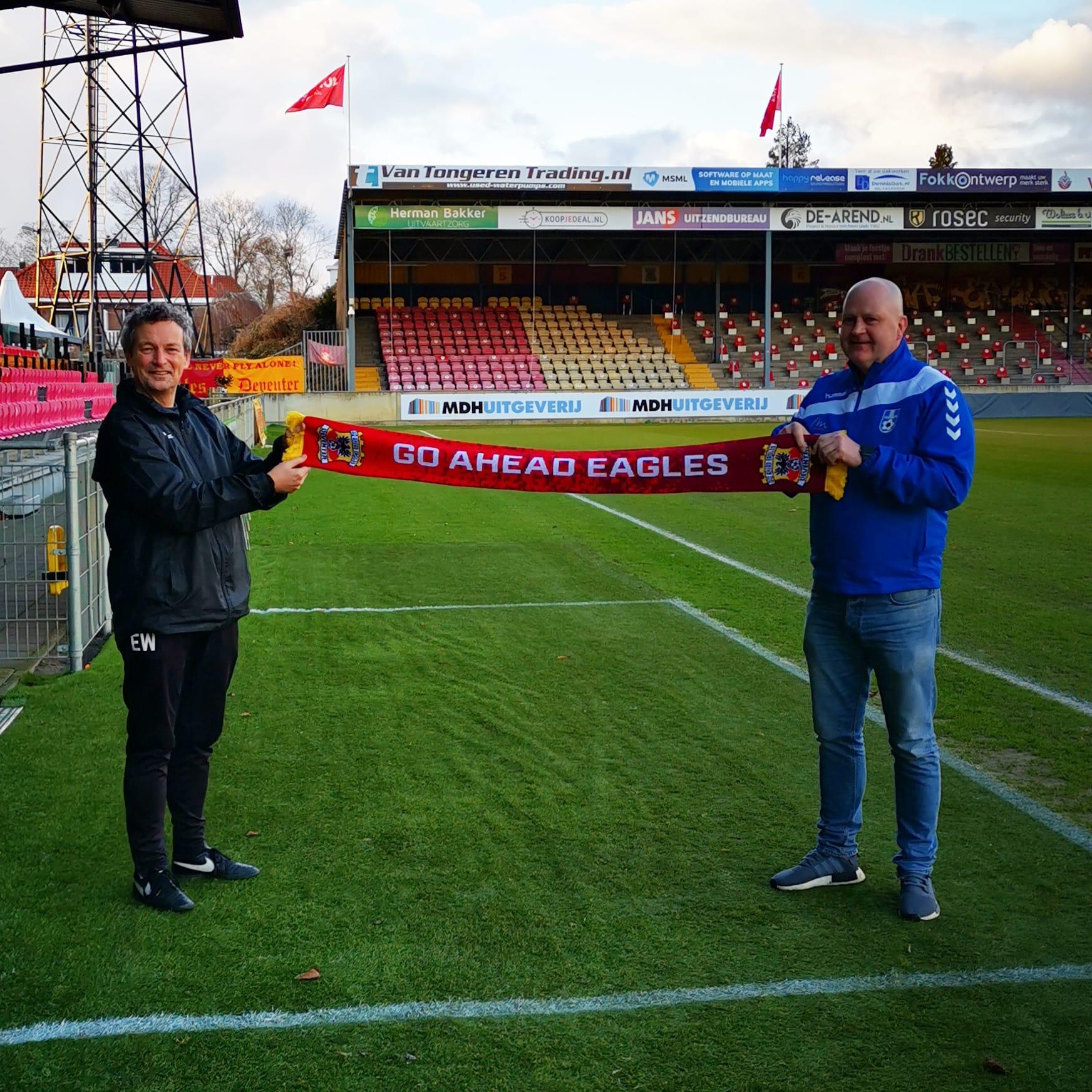 S.V. Vaassen is Partnerclub van Go Ahead Eagles Deventer