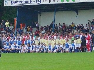 S.V. Vaassen versus Ajax