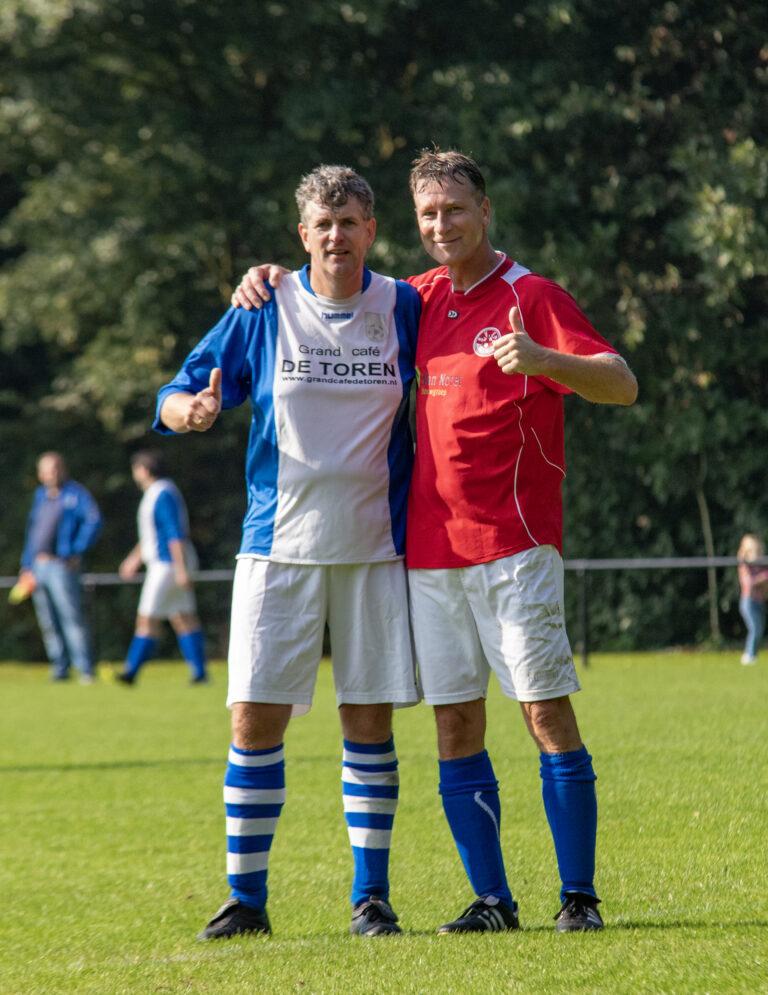 35+ team S.V. Vaassen start positief aan de competitie